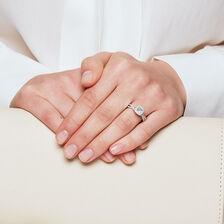 Sir Michael Hill Designer GrandAdagio Engagement Ring with 1.49 Carat TW of Diamonds in 14kt White Gold