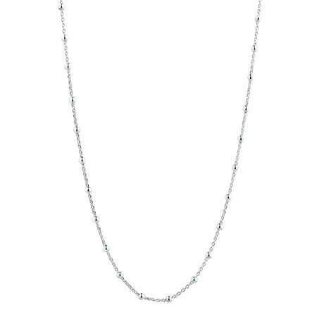 "80cm (32"") Fancy Chain in Sterling Silver"