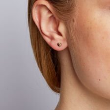 4mm Stud Earrings in 10ct Yellow Gold