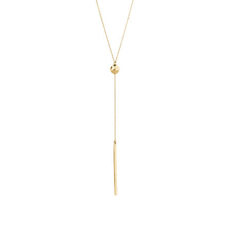 "48cm (18"") Necklace in 10kt Yellow Gold"