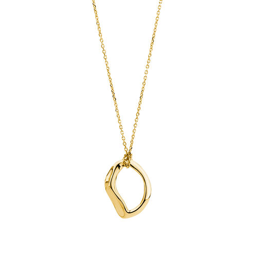 Spirits Bay Pendant in 10kt Yellow Gold