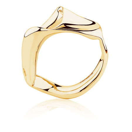 Spirits Bay Ring in 10kt Yellow Gold