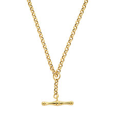 "45cm (18"") Rolo Chain in 10kt Yellow Gold"