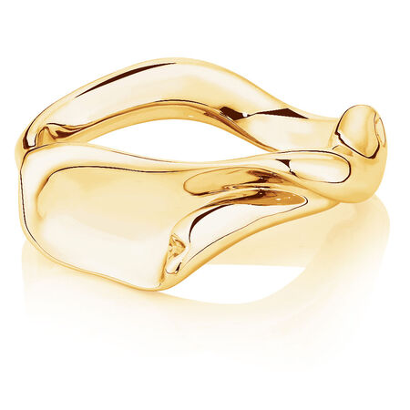 Spirits Bay Ring in 10kt Yellow Gold