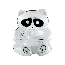 Sterling Silver Panda Charm