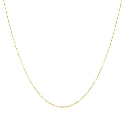 """60cm (24"""") Belcher Chain in 10kt Yellow Gold"""