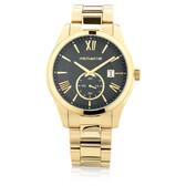 Men's Watch in Gold Tone Stainless SteelMen's Watch in Gold Tone Stainless Steel