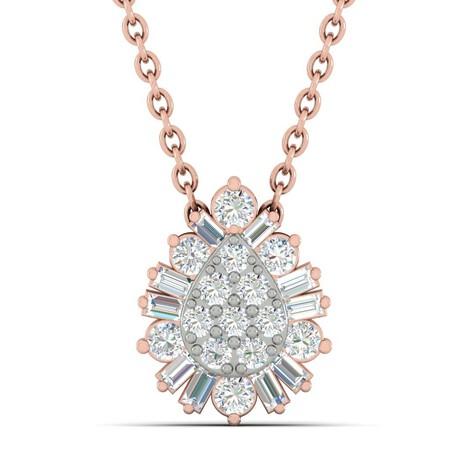 Pendant with 0.40 Carat TW of Diamonds