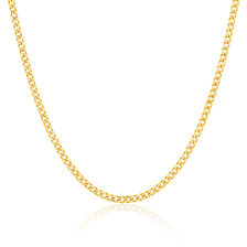 "60cm (24"") Curb Chain in 10kt Yellow Gold"