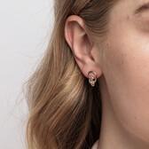 Knots Earrings in 10kt Yellow Gold