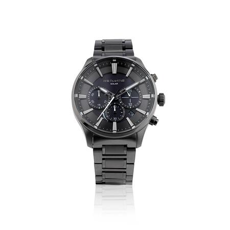 Men's Watch in Black Tone Stainless Steel