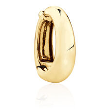 Spirits Bay Clip in 10kt Yellow Gold