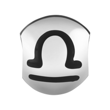 Sterling Silver Libra Charm