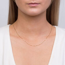 "45cm (18"") Box Chain in 10kt Yellow Gold"