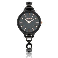 Ladies Bracelet Watch in Black PVD Plated Stainless Steel