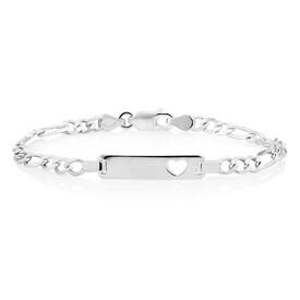 Identity Bracelet in Sterling Silver