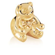 10kt Yellow Gold Teddy Bear Charm