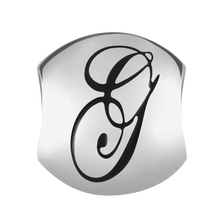 Sterling Silver 'G' Charm