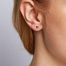 Stud Earrings in 10kt Rose Gold