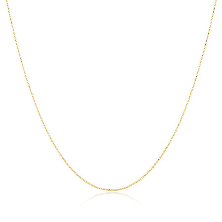 "60cm (24"") Rolo Chain in 10kt Yellow Gold"