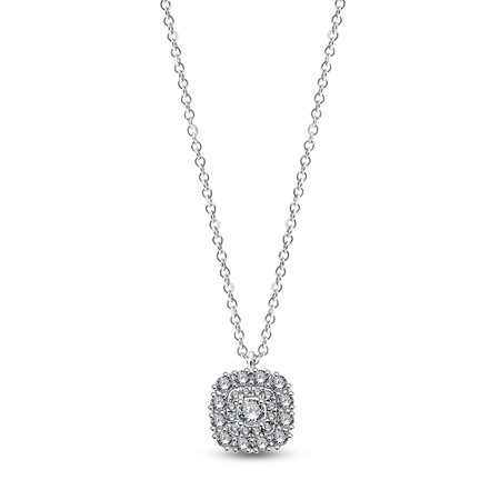 Pendant with 0.26 Carat TW of Diamonds in 10kt White Gold