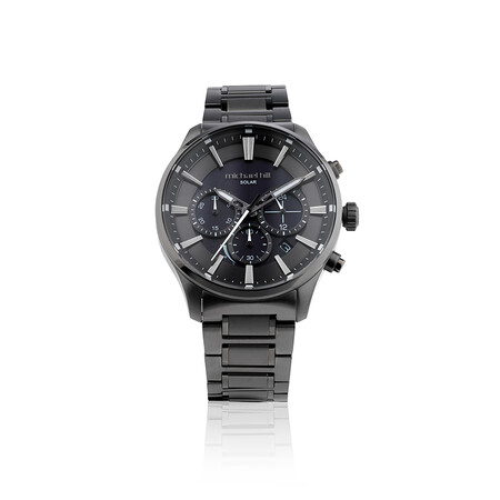 Men's Watch in Black Tone Stainless Steel
