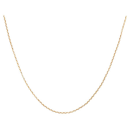 "50cm (20"") Rolo Chain in 10kt Yellow Gold"