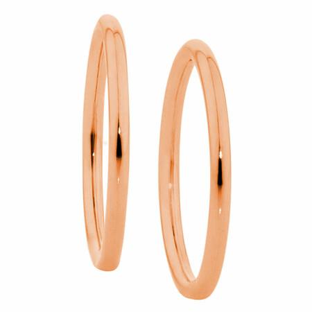 Sleeper Earrings in 10kt Rose Gold