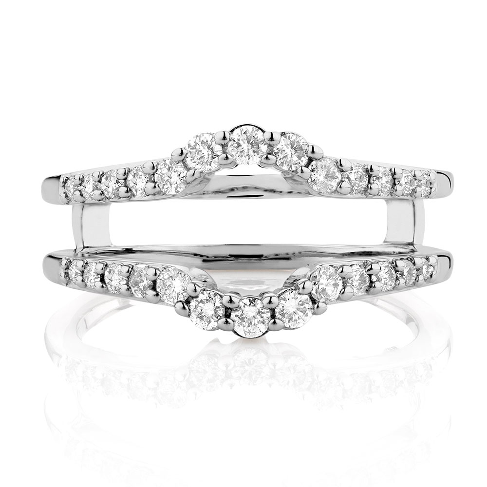 new icsvlxb stone engagement enhancer diamond ring wedding rings three