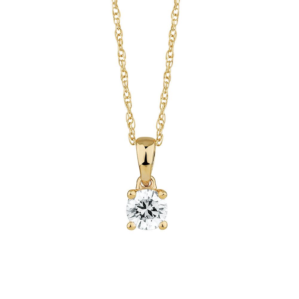 white charms state necklace solitaire necklaces diamond pendants solitare shop gold