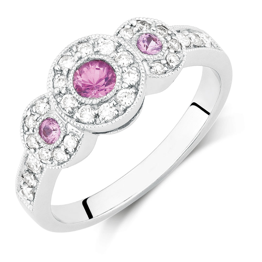 gemstone dainty diamond gold product designs pink ring cut rose fullxfull cushion rings sapphire in il laurie sarah engagement