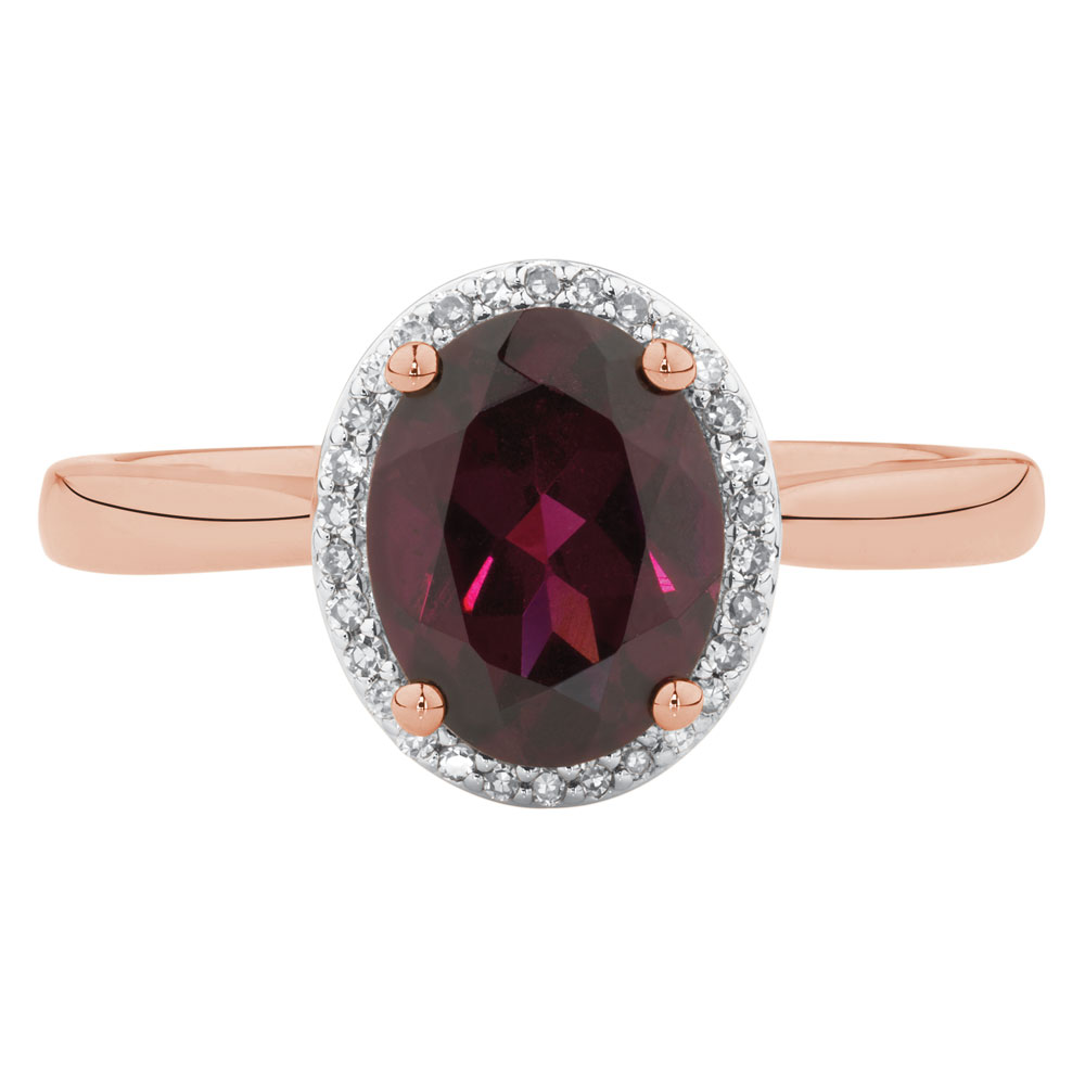white kaystore mv ring accents hover rhodolite zoom with garnet sterling silver rings zm to kay en topaz