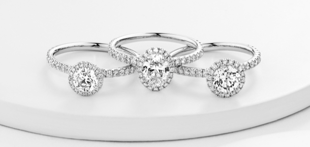 A reflection of Sir Michael's love of the very best in design and aesthetics, discover beautifully crafted rings in our signature Bridal Collection.