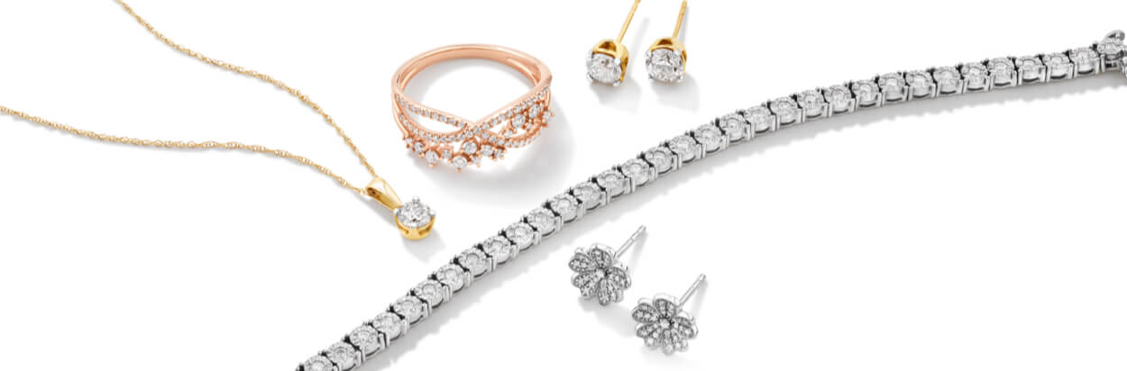 Renowned for its beauty and rarity, the April birthday gem of Diamond symbolises purity, strength, and love. Usually sought in white shades, diamonds can be found in a range of cuts and colours, and in a wide variety of jewellery, so it's easy to choose a meaningful piece for someone born in April.