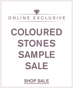 COLOURED STONES SAMPLE SALE