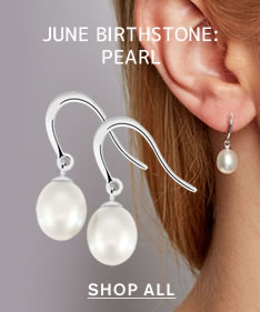 June's birthstone: Pearl