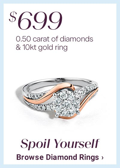 Spoil Yourself