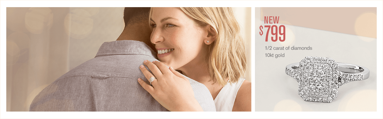 More Than A Ring | Shop Engagement Rings