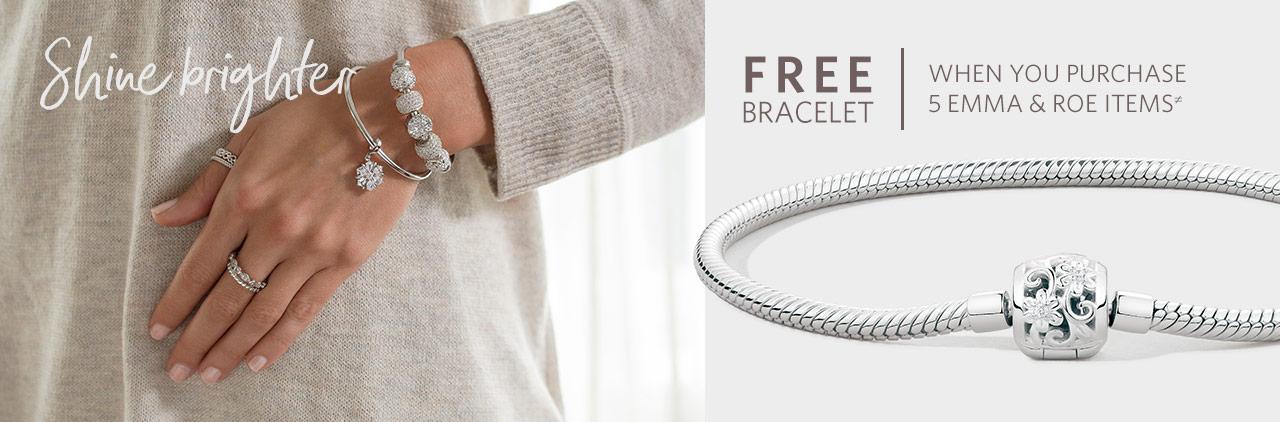 Ready to wear bracelet