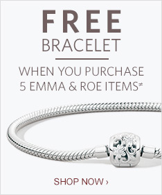 FREE Bracelet | When you purchase 5 Emma & Roe items≠